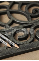 Lábtörlő Iron Gate Printed 1015
