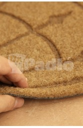 Lábtörlő Patio mat arrow 1099 sisal