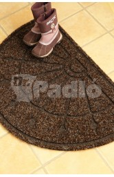 Lábtörlő Patio mat arrow 7097 tabacco